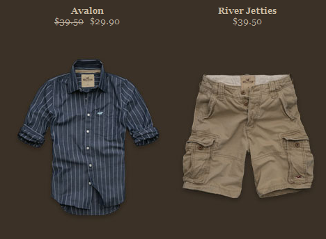hollister men outfit