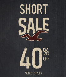 40% off Shorts