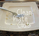 Clean Plate Club on Frugal Stepmom