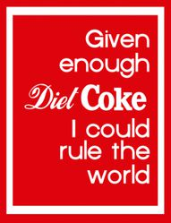 Diet Coke - Pinterest