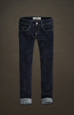 Hollister Jeans - Cropped