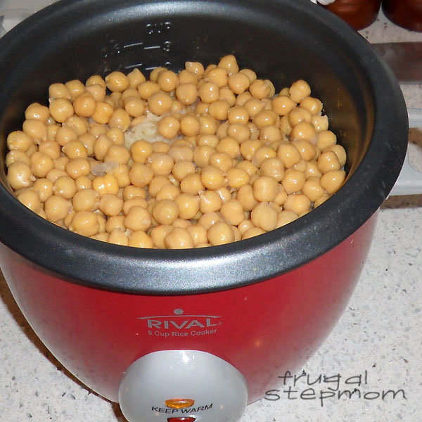 Rice + Chickpeas