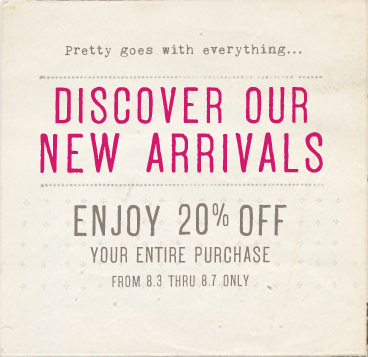 20% off Aerie [And American Eagle]