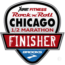 RnR Chicago Finisher