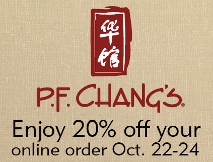 P.F.Chang's and Baseball