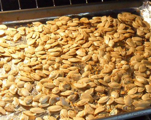 PRE-Roasted Pumpkin Seeds
