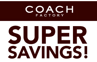 Coach Factory Sale